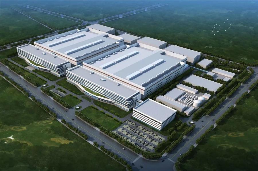 晋华集成电路公司存储器生产线项目,火克Hawk板