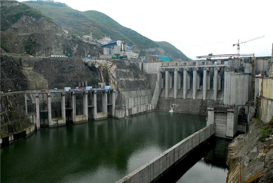 贵州乌江水电站